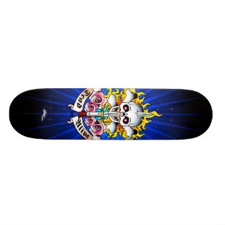 Dead or Alive Skate Board Decks