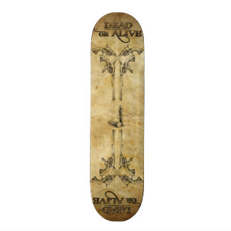 Dead or Alive Skateboard Deck
