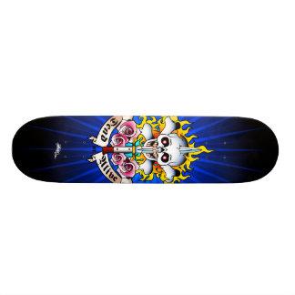 Dead or Alive Skateboard Deck