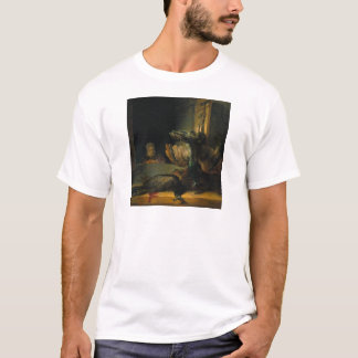 Dead peacocks by Rembrandt T-Shirt