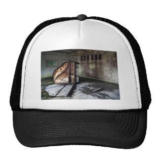 Dead Piano Trucker Hat