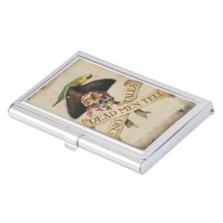 Dead Pirate Business Card Holder