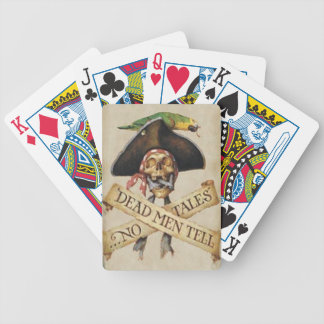 Dead Pirate Playing Cards