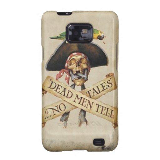 Dead Pirate Samsung Galaxy Case Galaxy SII Cases