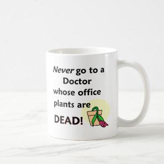 Dead Plants Mugs
