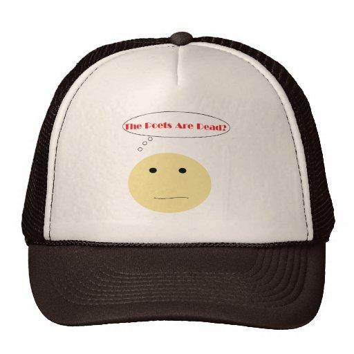 Dead Poets Hat