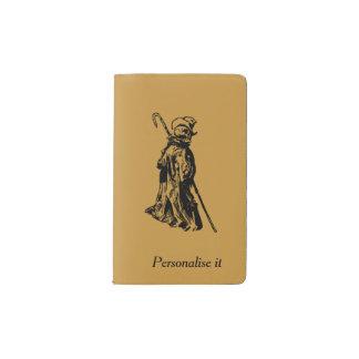 Dead reanimated pocket moleskine notebook
