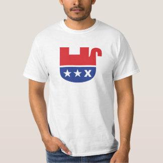 Dead Republican Elephant T Shirts