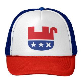 Dead Republican Elephant Trucker Hat