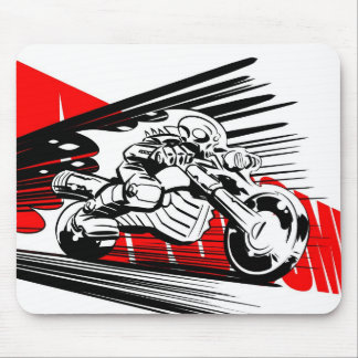 DEAD RIDER MOUSE PAD