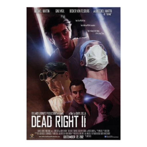 Dead Right II Poster