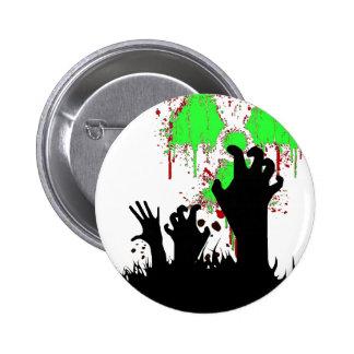 Dead rising pinback button