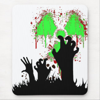 Dead rising mouse pad