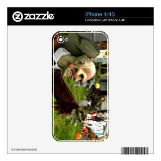 Dead Rising Skin For iPhone 4S
