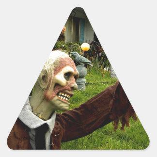 Dead Rising Triangle Sticker