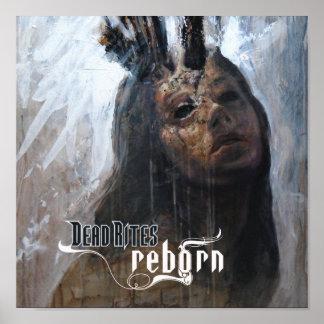 Dead Rites Reborn cover Poster