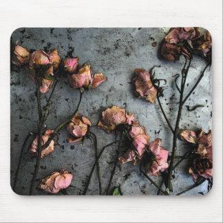 Dead Roses Mousepads