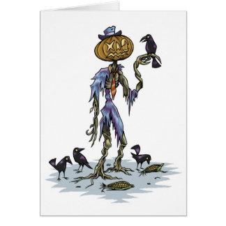 dead scarecrow card