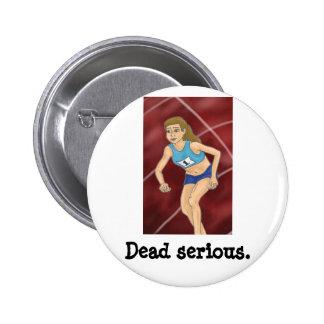 Dead serious button