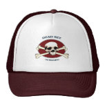 Dead Set Pirate Skull Hat