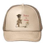 Dead Set Tennis Pirate Mesh Hat