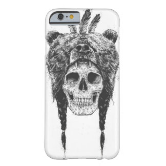 Dead shaman (b&w) barely there iPhone 6 case