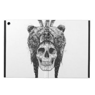 Dead shaman (b&w) iPad air cover