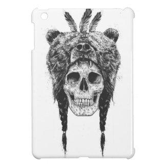Dead shaman (b&w) iPad mini cases