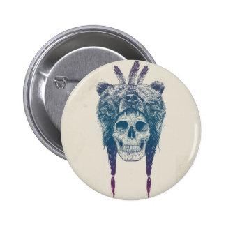Dead shaman button