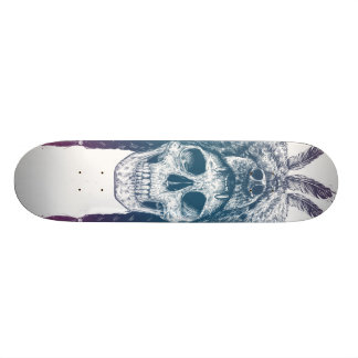 Dead shaman skateboard deck