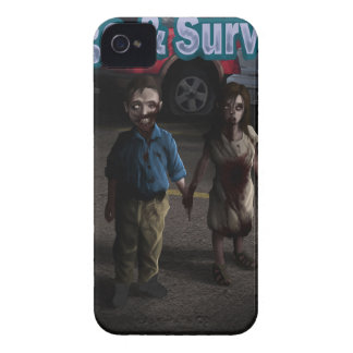 DEAD Siege and Survival iPhone 4 Cases