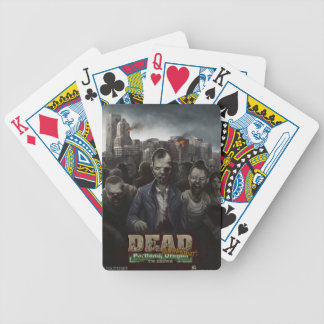 DEAD Snapshot Portland Oregon Bicycle Playing Cards