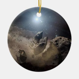 Dead Star Ceramic Ornament