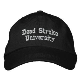 Dead StrokeUniversity Embroidered Baseball Hat