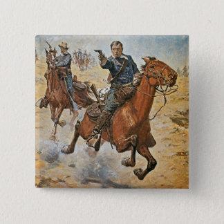 Dead Sure: a U.S. Cavalry trooper in the 1870s (co Button