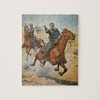 Dead Sure: a U.S. Cavalry trooper in the 1870s (co Puzzles