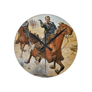 Dead Sure: a U.S. Cavalry trooper in the 1870s (co Round Clock