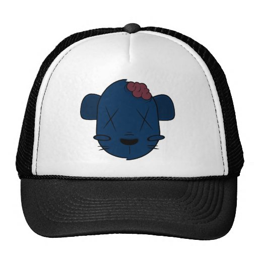 """""""Dead Ted"""" iPhone Case Trucker Hats"""