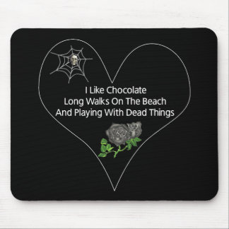 Dead Things Mouse Pad