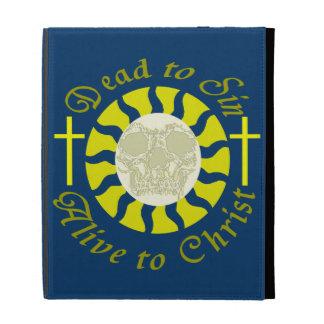 Dead to Sin - Alive to Christ iPad Folio Cover