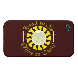 Dead to Sin - Alive to Christ iPhone 4/4S Case