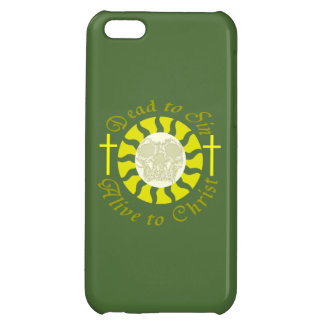 Dead to Sin - Alive to Christ iPhone 5C Cover