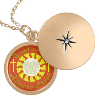 Dead to Sin - Alive to Christ Lockets