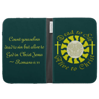 Dead to Sin - Alive to Christ: Romans 6:11 Cases For Kindle