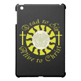 Dead to Sin - Alive to Christ: Romans 6:11 iPad Mini Cover