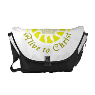 Dead to Sin - Alive to Christ: Romans 6:11 Commuter Bag