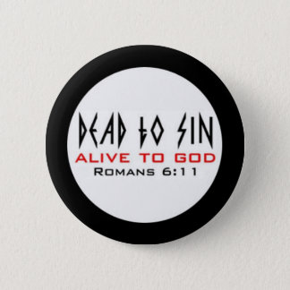 Dead to Sin Button