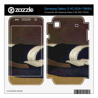 Dead Torero by Edouard Manet Samsung Galaxy S 4G Decal