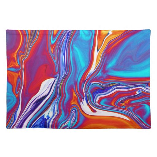 """""""Dead Tree Abstract"""" placemats"""