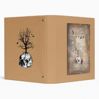 Dead tree 3 ring binders
